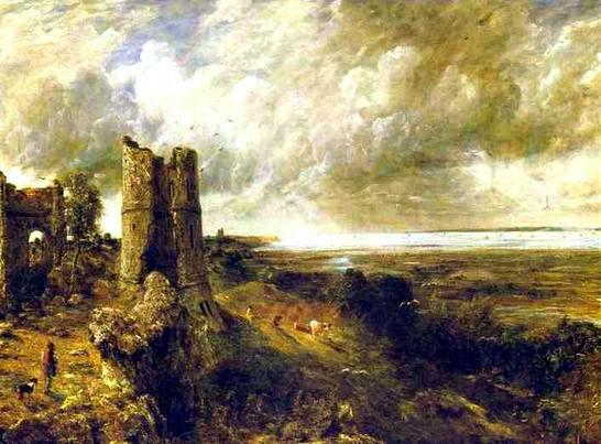 존 컨스터블은 그림으로, 멘델스존은 음악으로 풍경을 표현했습니다.