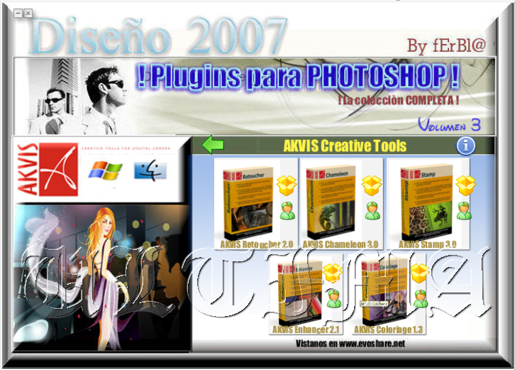 Humansoft xfile v2 0 for adobe photoshop fosi