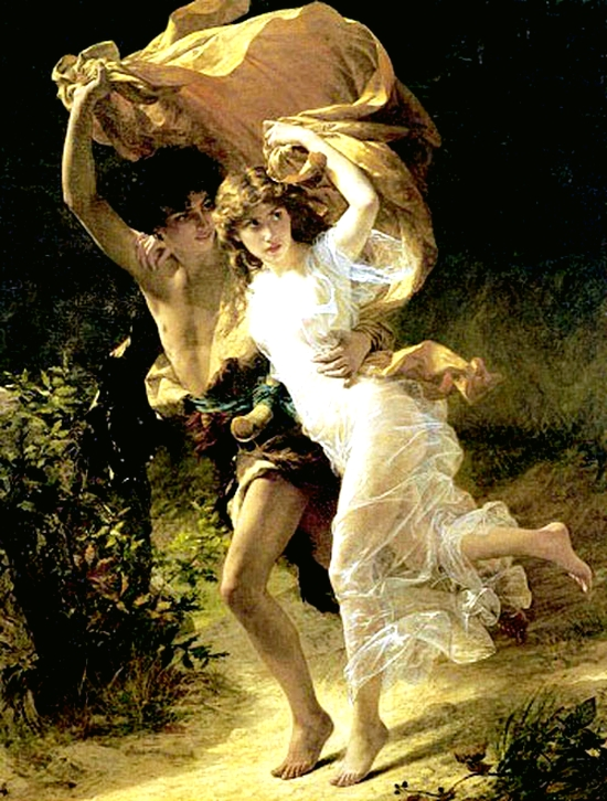 Dancing with the Wind / Omar
