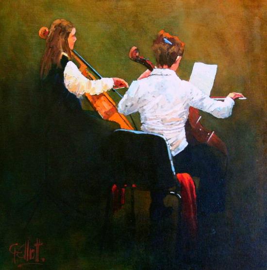 오펜바흐 / 2대의 첼로를 위한 제1, 제2 모음곡
