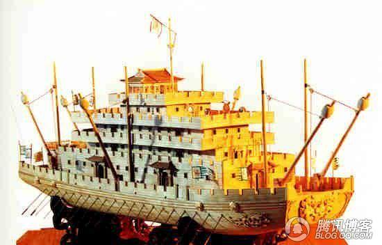 오아전선(五牙戰船): 중국최초의 대량살상무기