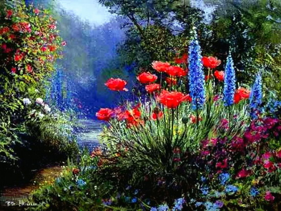 Secret Garden/Serenade To Spring