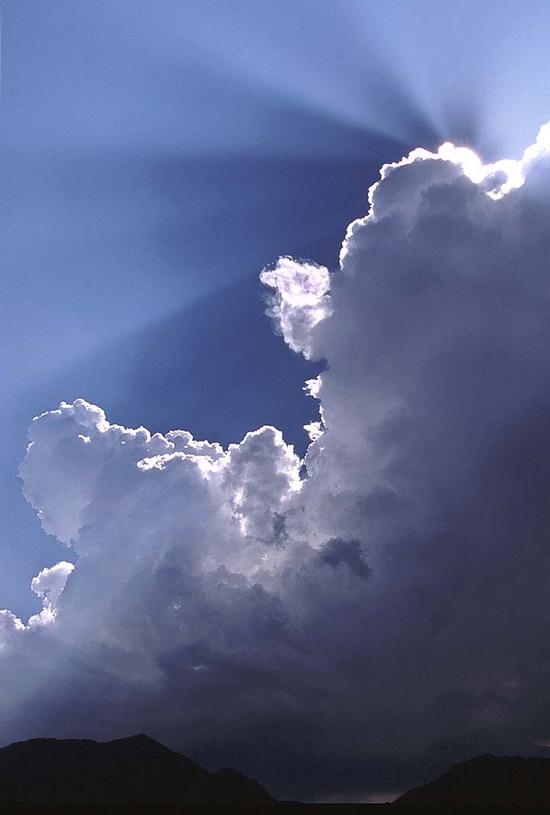 Silver cloud / Deuter