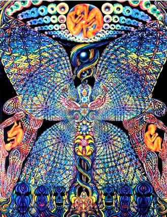 Alex Grey - his artworks 4  Alex Grey - his...