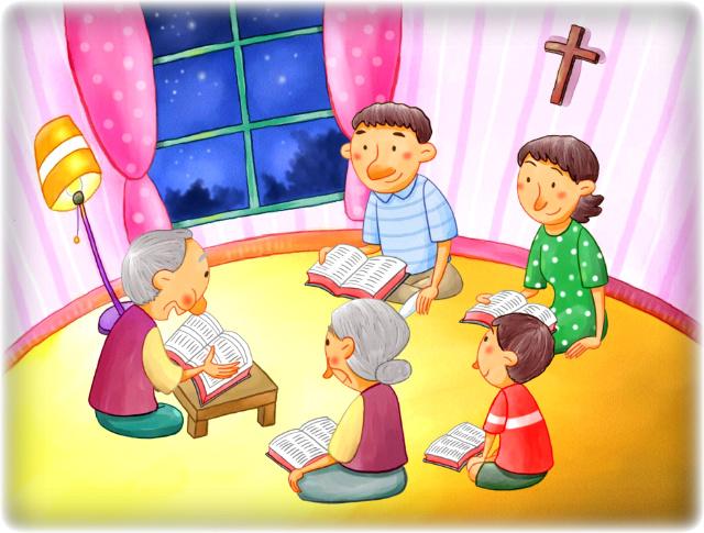 Image result for 행복한 믿음 가족