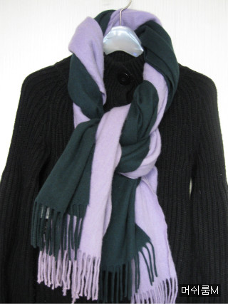 女子围巾的系法 - 心恬梦静 - 心恬梦静的博客