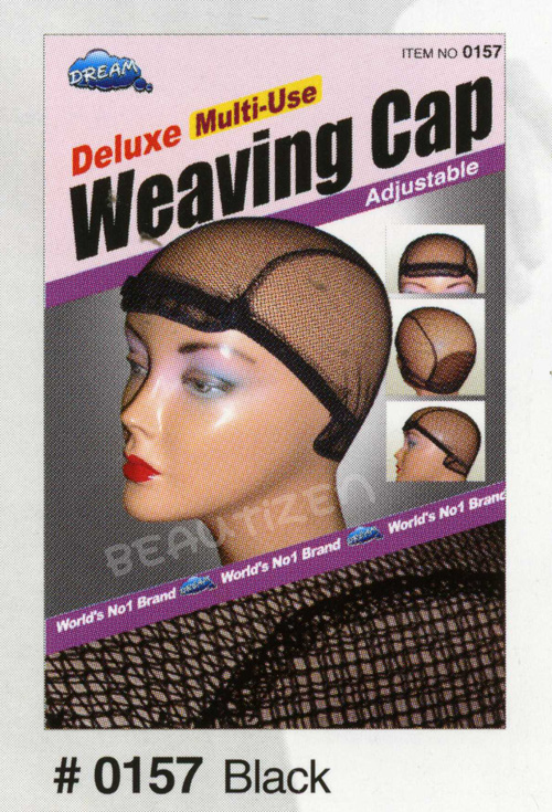 Sewing Weave Hair Onto Cap 83